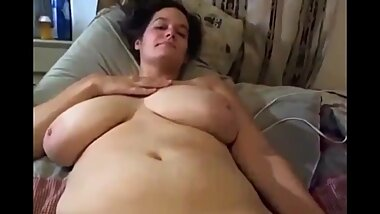 POV FUCK with HAIRY MILF