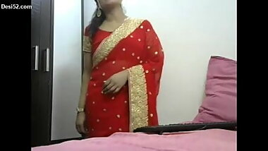 Indian BBW Showing Her Big Boobs To Boy Friend