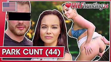MILF Hunter bangs Priscilla's cunt and cums all over her face! milfhunting24