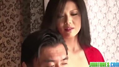 affair japanese saggy tits mature