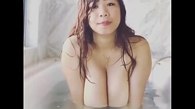 Random Asian Big Boobs 2