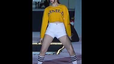 MOMOLAND's Nancy Wants You To Cum All Over Her Gorgeous Thighs